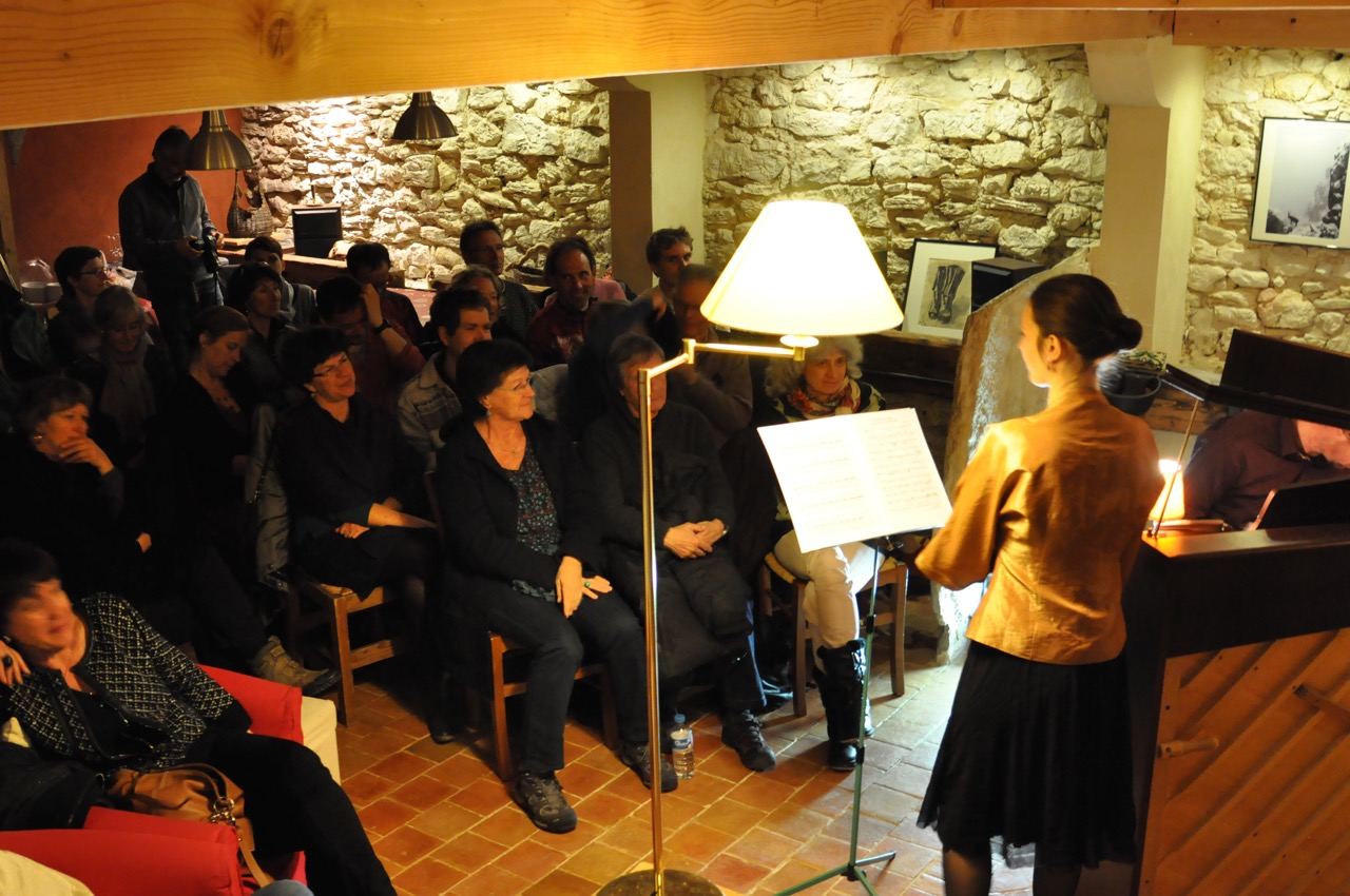 Concert Bach tuo the future à la Couve
