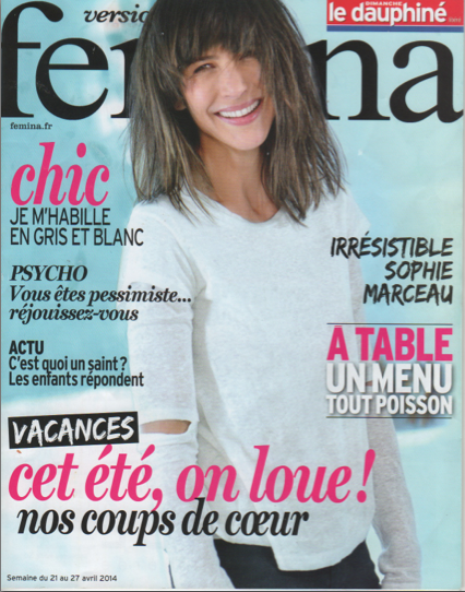 Couverture de Version Femina