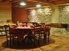 Salle à manger du Gite La Couve