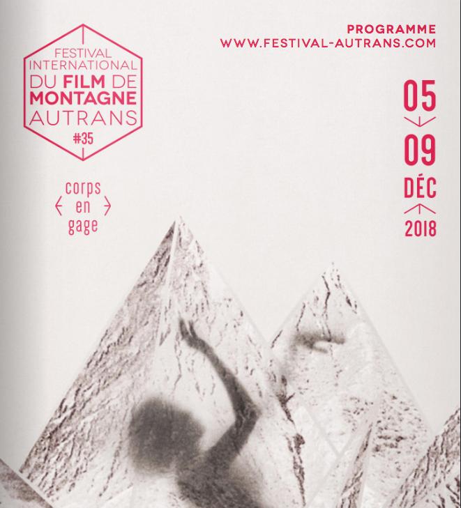 Programme Festival Film Autrans 2019