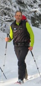 Laurent CAILLOT, Accompagnateur en Montagne, Gîte La Couve