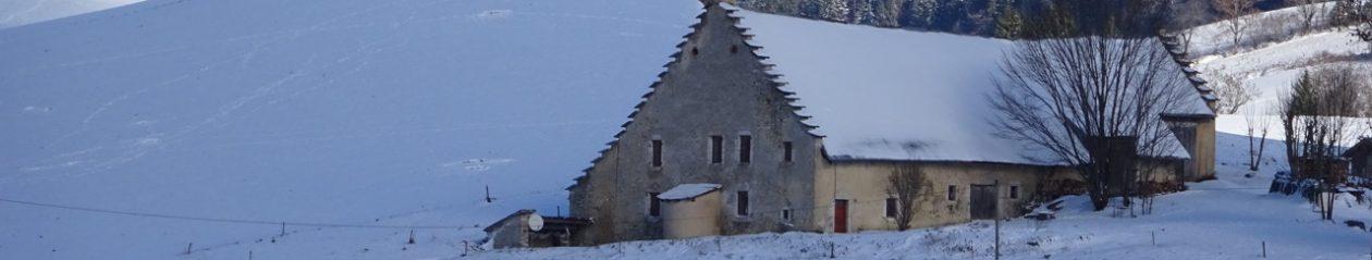 Gîte La Couve    –     Méaudre